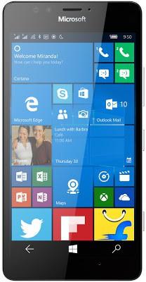 View Microsoft Lumia 950 Mobile Price Online(Microsoft)