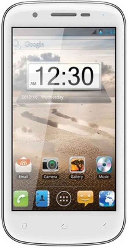 Intex AQUA (White, 4 GB)