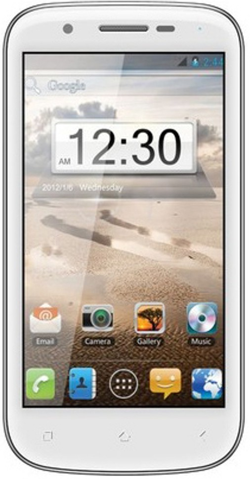 Intex AQUA (White, 4 GB)(512 MB RAM)