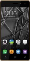 Celkon Mobile Phones, Tablets - Celkon Millennia Q599 (Gold+Black, 8 GB)(1 GB RAM)