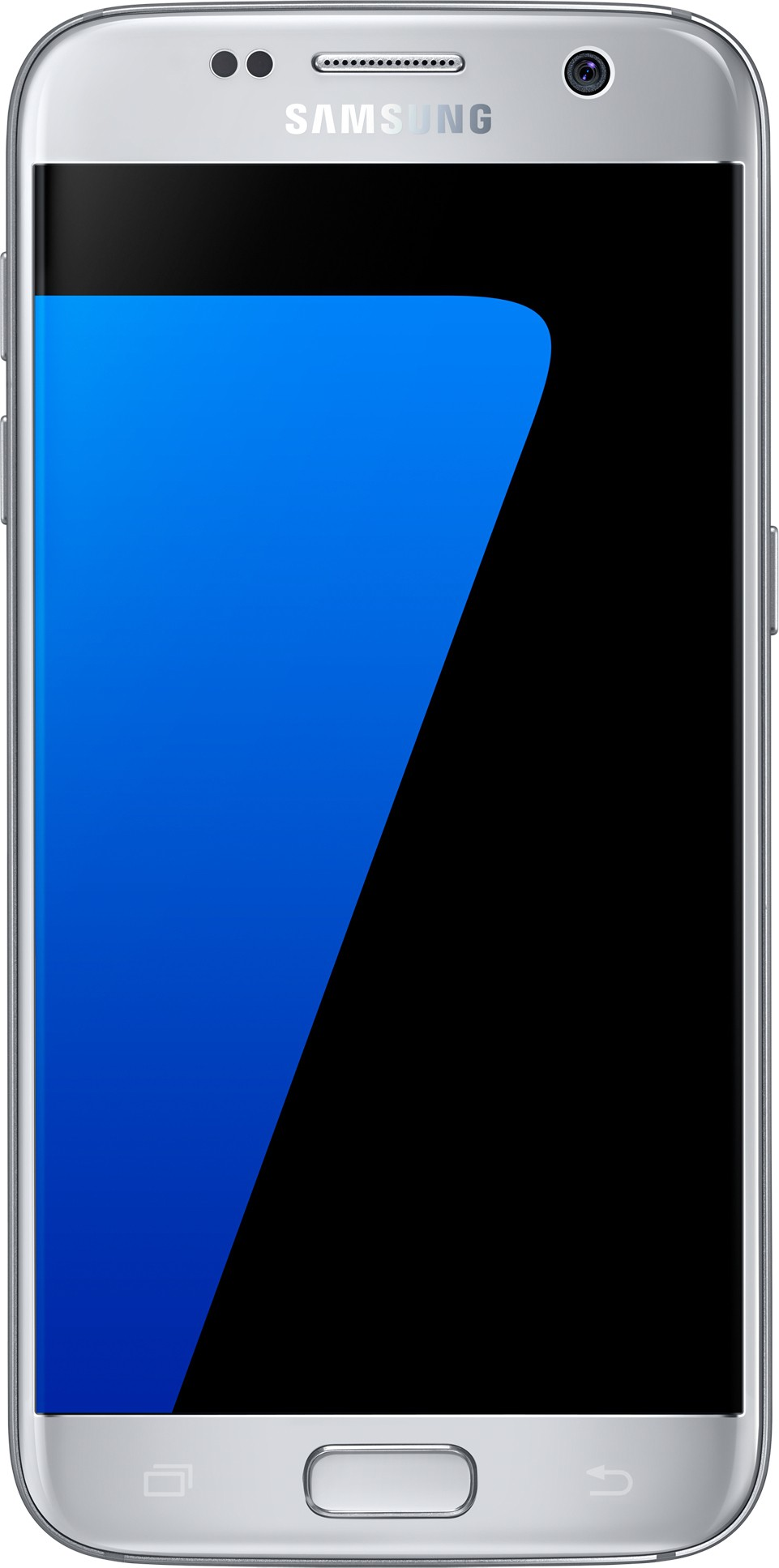 SAMSUNG Galaxy S7 (Silver Titanium, 32 GB)(4 GB RAM)