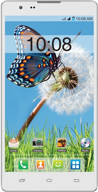 Intex Aqua Life (512MB RAM, 4GB)