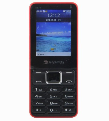 Microkey K570 (Black and Red, 32 MB)