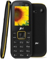 JIVI X84 Without Charger and Hands-free(Black & Yellow)