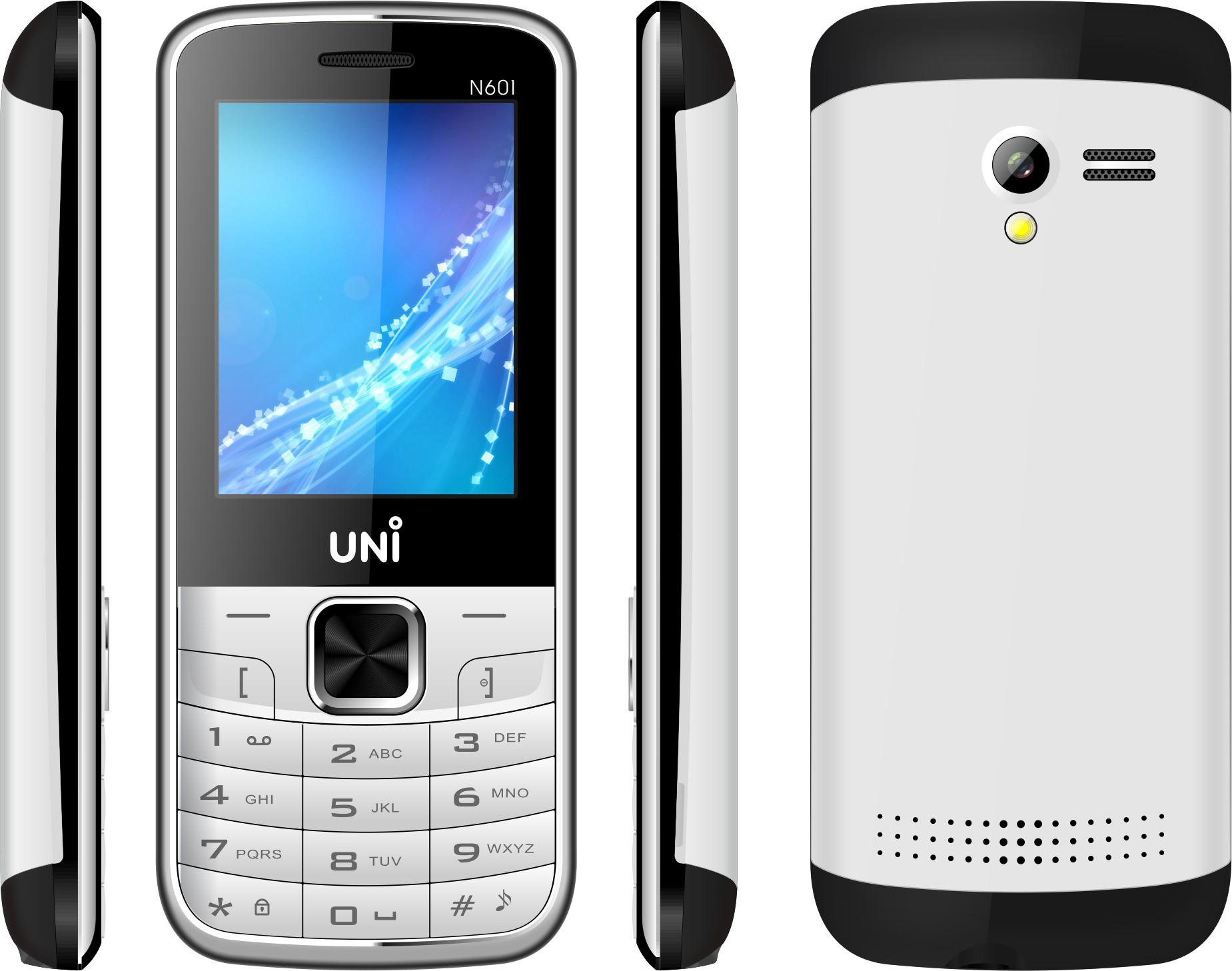 UNI N601(White)