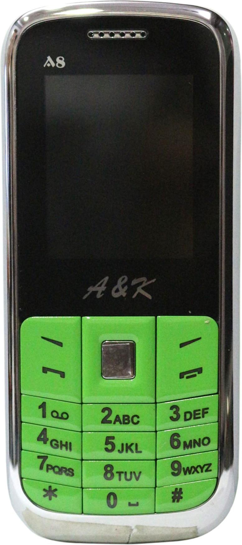 A&K A8(Green)