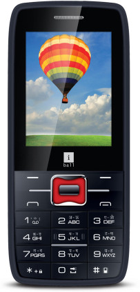 iBall Splendour 2.4e(Black & Blue)