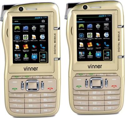 vinner DV01 (Buy One Get One Free) (golden, 256 MB)