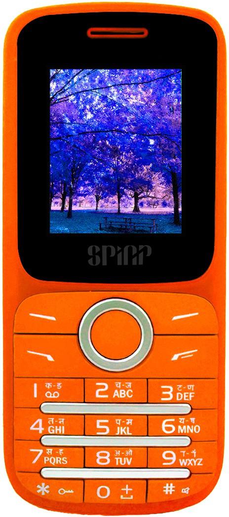 SPINP W222(Orange)