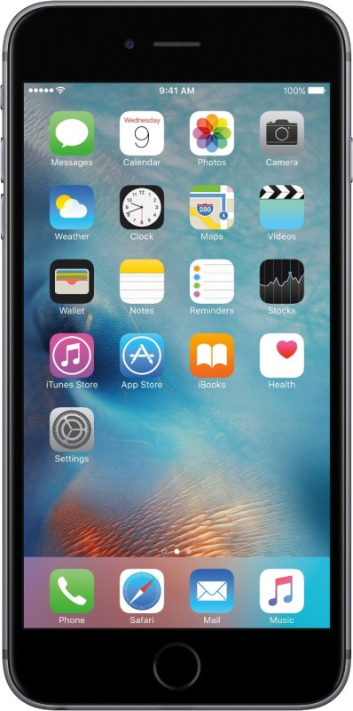 Apple iPhone 6S Plus (Space Grey, 16 GB)