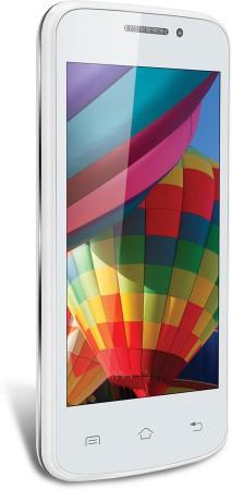 iBall Andi4-B2 IPS (White & Crome, 4 GB)(1 GB RAM)