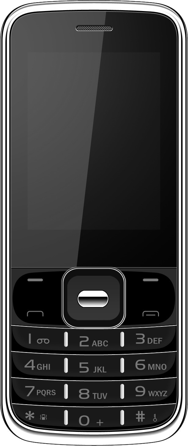 My Phone 1006 BG(Black, Green)