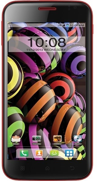 Intex Aqua Curve (1GB RAM, 4GB)