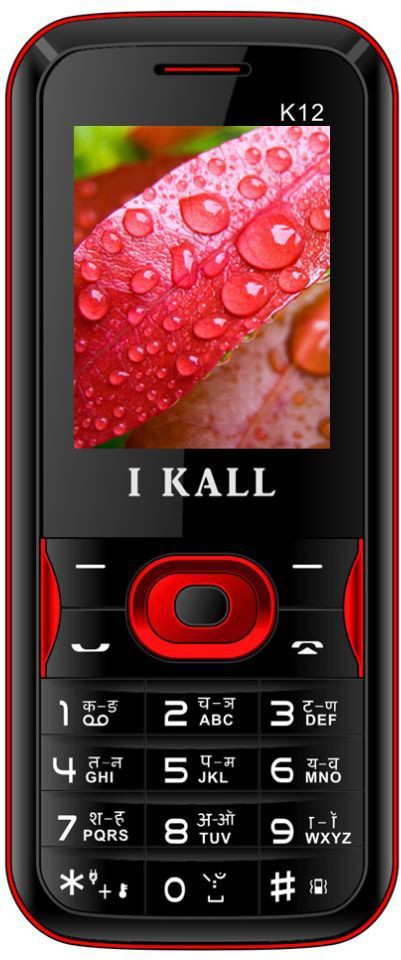 I Kall K12(Red)