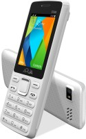 Aqua Shine - Dual SIM Basic Mobile Phone(White)