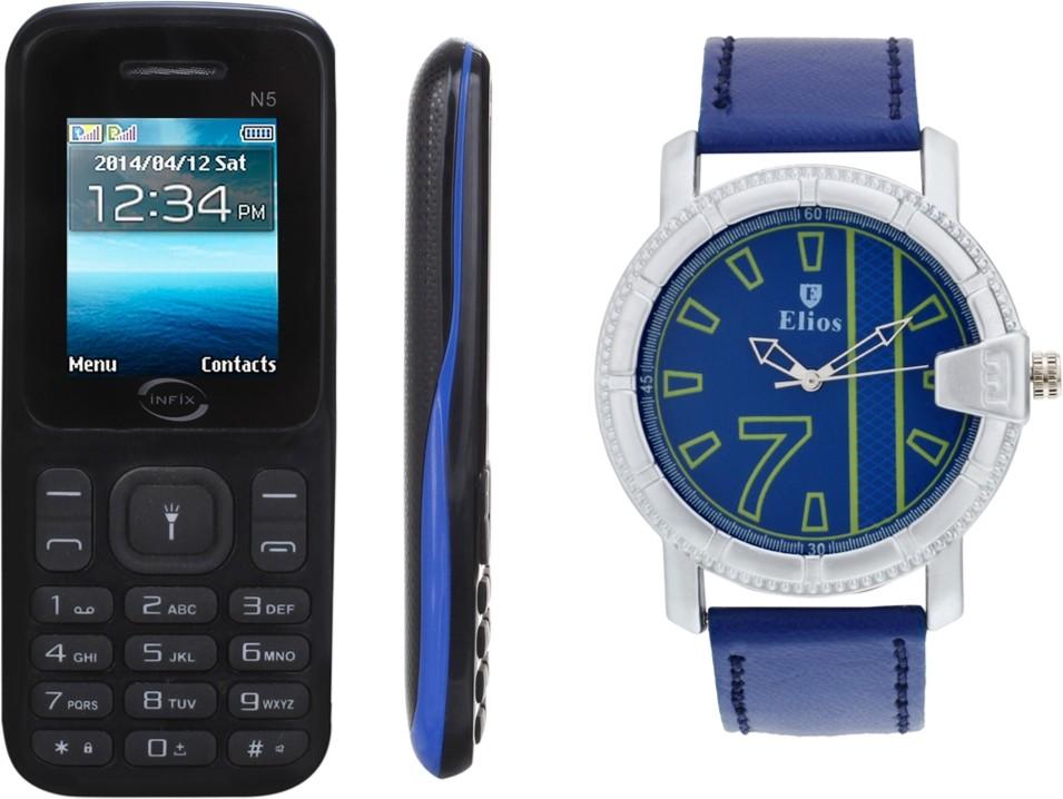 Infix N5(Balck, Blue)