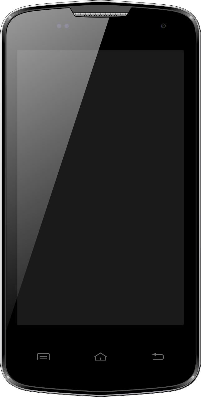 Karbonn A96 (Black, 4 GB)(512 MB RAM)