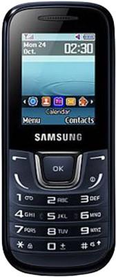 SAMSUNG E1282 Guru Music Dual Sim - Black(Black)