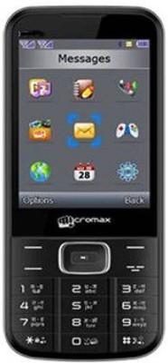 Micromax X849 (Black, 595 KB)
