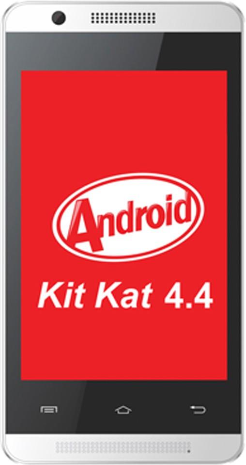 Celkon A35K Remote (White, 512 MB)(256 MB RAM)