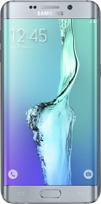 SAMSUNG Galaxy S6 Edge+ (Silver Titanium, 32 GB)