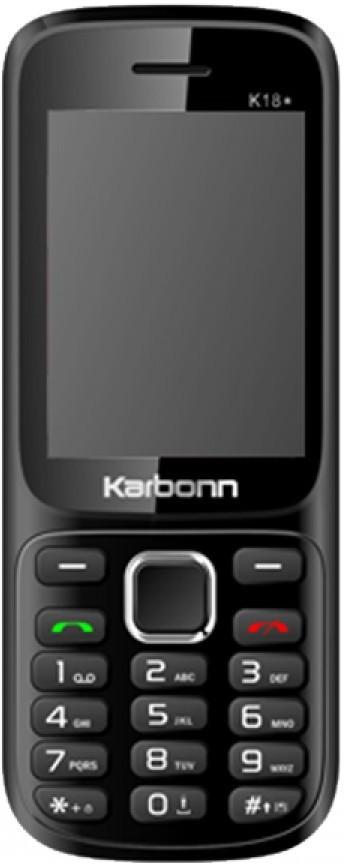 Karbonn K(Black, Red)