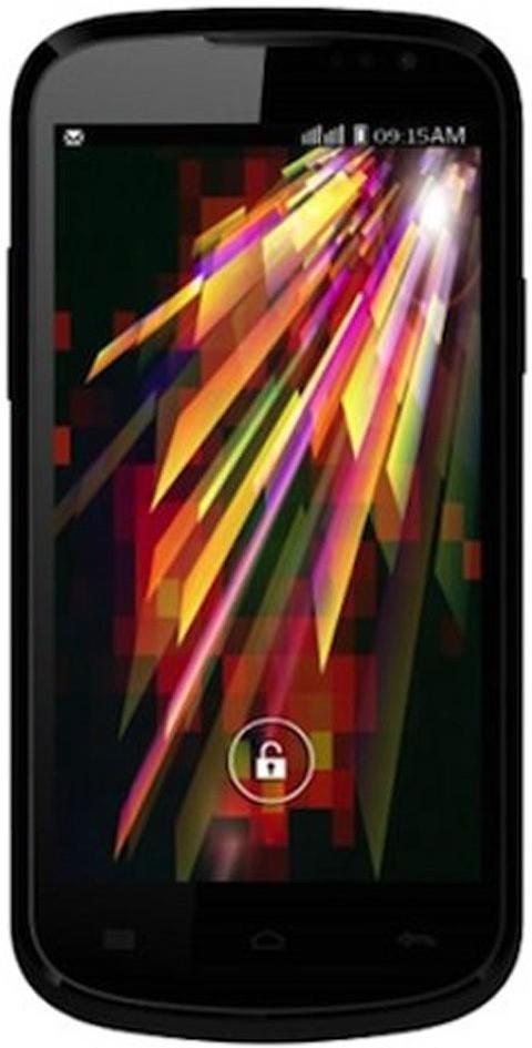 Lava Iris 458Q (512MB RAM, 4GB)