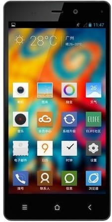 Gionee Elife E6 (Black, 32 GB)(2 GB RAM)