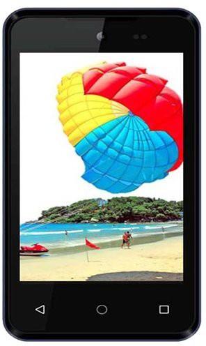 Micromax BOLT D304 4GB Black (Black, 4 GB)(512 MB RAM)