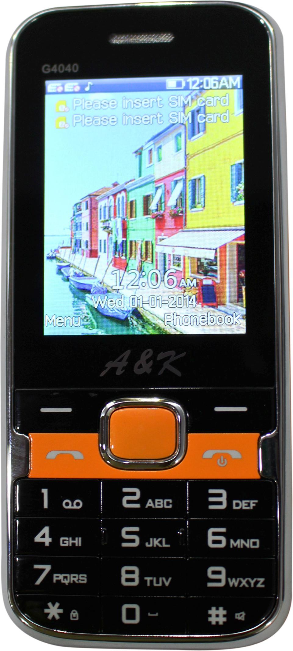 A&K G 4040(Orange)