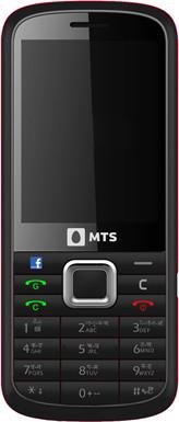 MTS Dual CG 131(Black)