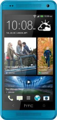 HTC One Mini (Blue, 16 GB) at flipkart