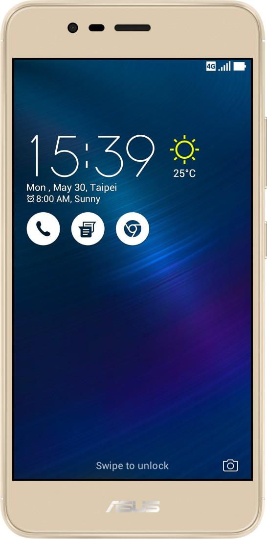 Asus Zenfone 3 Max (Gold, 32 GB)