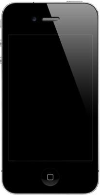 Apple iphone 4s (Black, 32 GB)