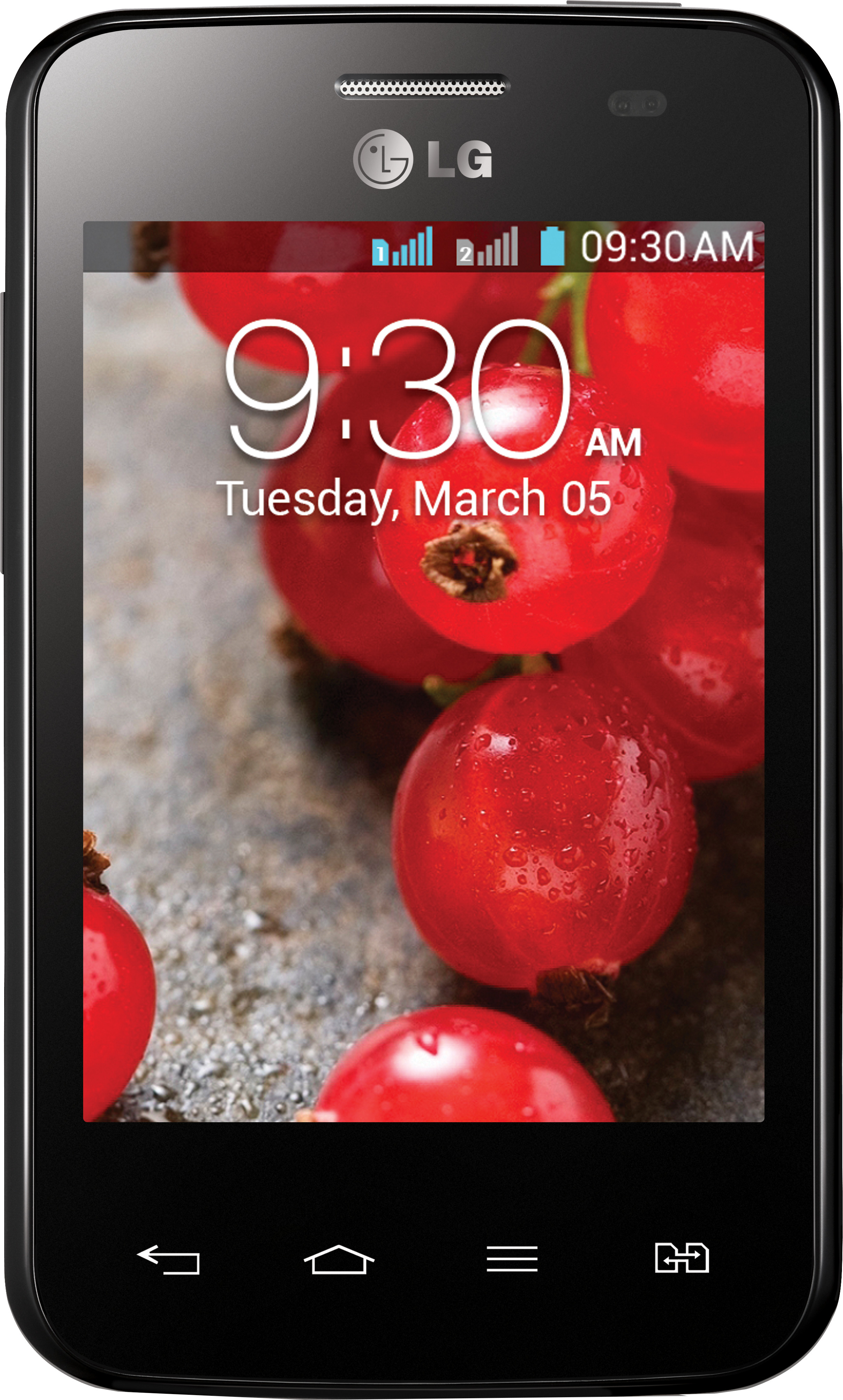 LG L3 II Dual (Black, 4 GB)(512 MB RAM)