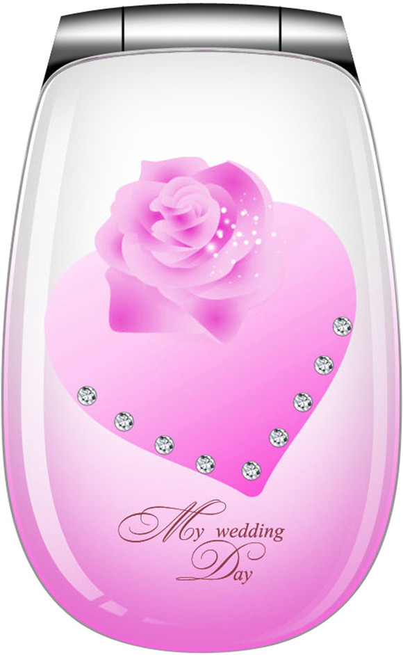 Forme Heart Candy(Pink)