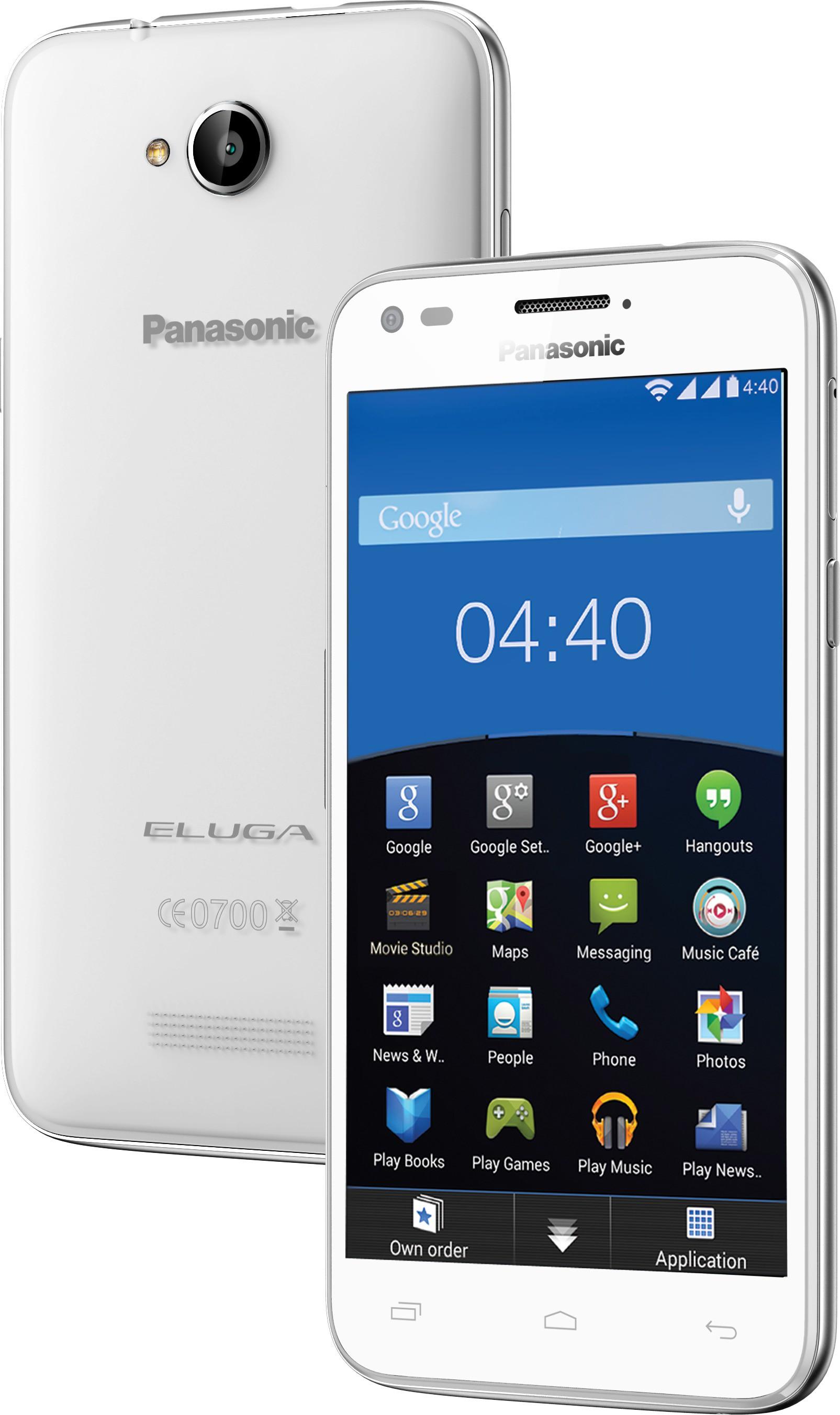 Panasonic Eluga S Mini (1GB RAM, 8GB)