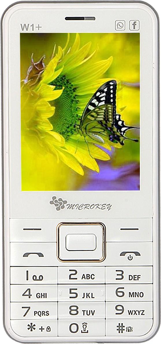Microkey W1+(White)