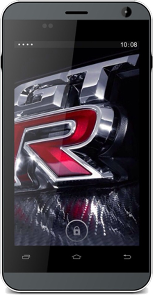 Karbonn Titanium S15 Plus Dual Sim - Grey & Silver (Grey, Silver, 8 GB)(512 MB RAM)