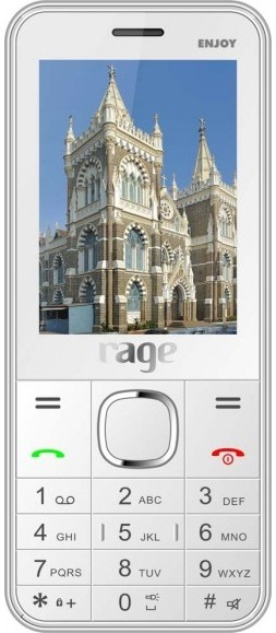 RAGE Enjoy(White)