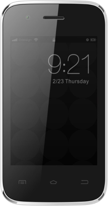Karbonn A1 Plus Super (Black, 512 MB)(256 MB RAM)