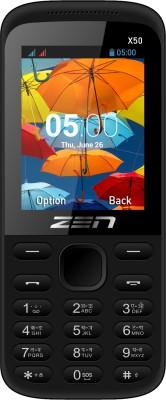 Zen X50 (Black, 20 MB)