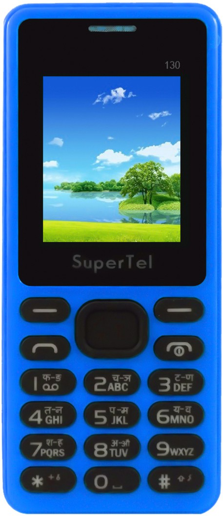 Supertel 130(Blue)
