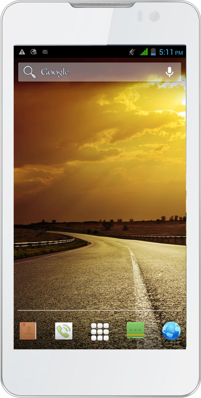 Micromax Canvas Blaze HD EG116 (White, 4 GB)(1 GB RAM)