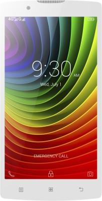 Lenovo A2010 (White, 8 GB)(1 GB RAM)