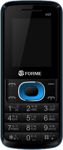 Forme Find F105(Black & Blue)