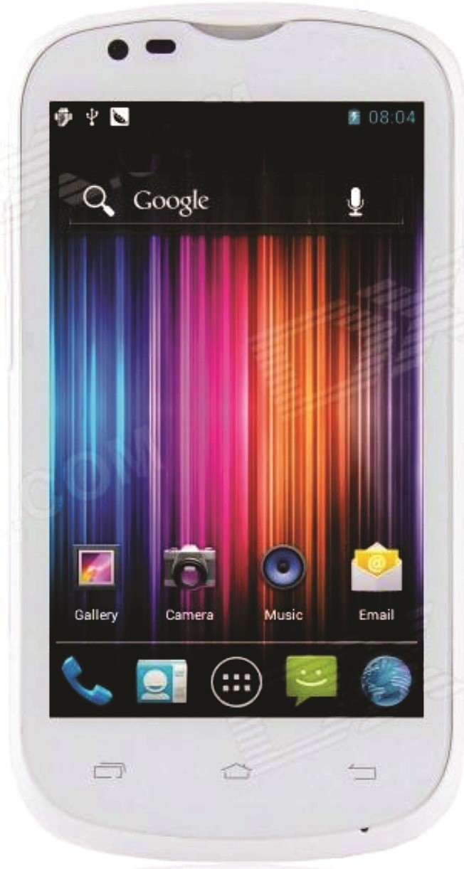 Diamond A209 W (White, 4 GB)(512 MB RAM)