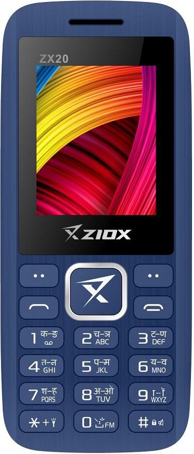 Ziox ZX20(Blue)