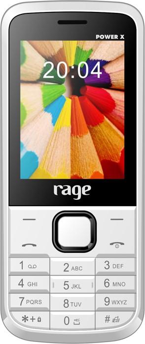 RAGE Power X White Black(White Black)