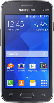 Samsung Galaxy S Duos 3 (Charcoal Grey, 4 GB)(512 MB RAM) image
